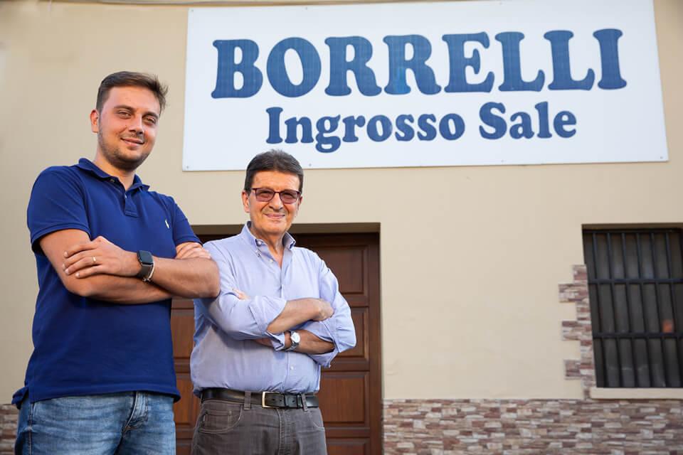 Famiglia Borrelli