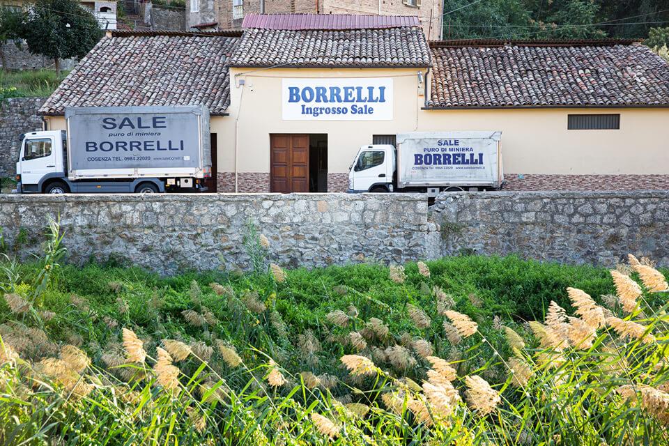 Azienda Borrelli - la sede