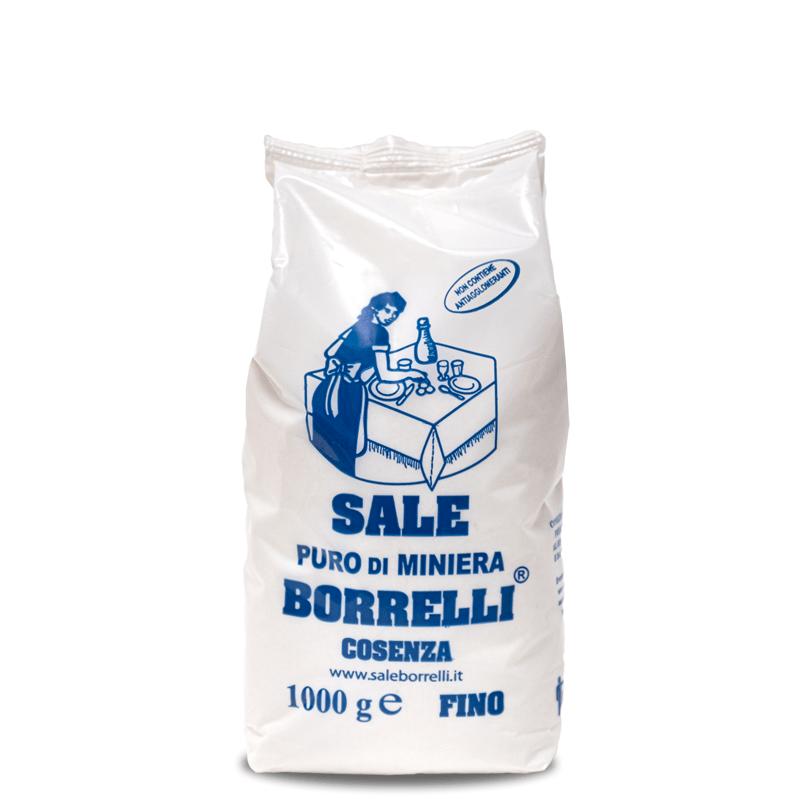 Borrelli - Sale fino 1 kg