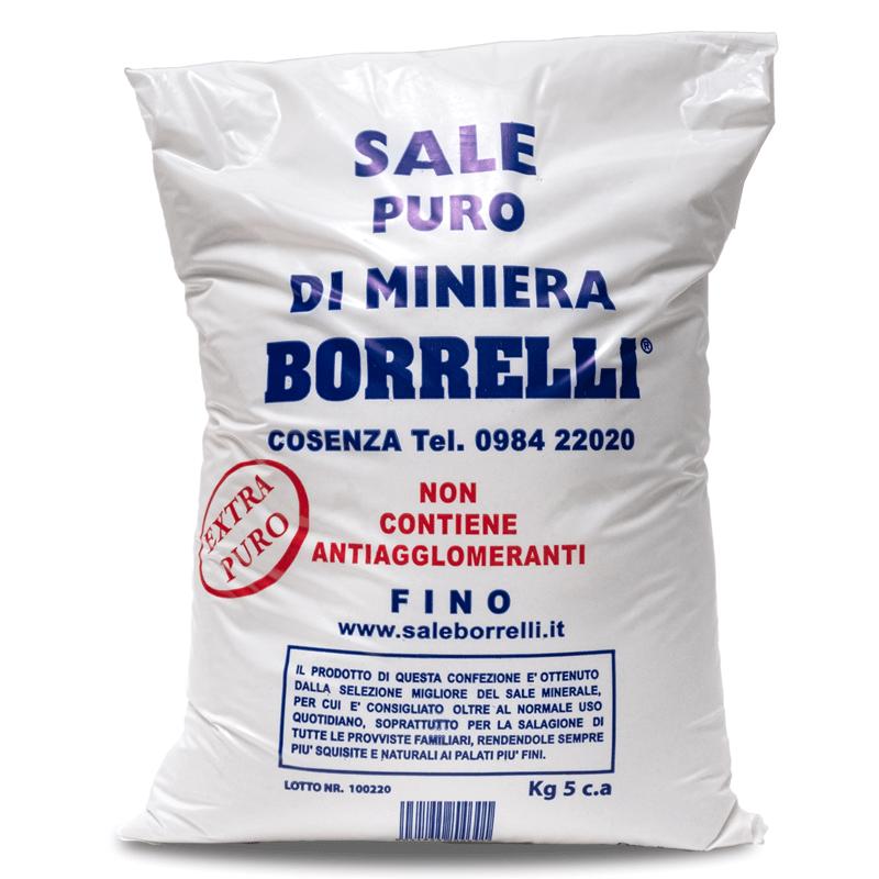 Borrelli - Sale fino 5 kg