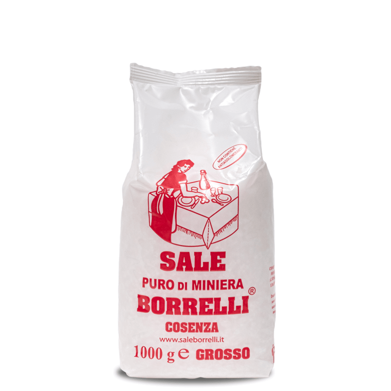 Borrelli - Sale grosso 1 kg