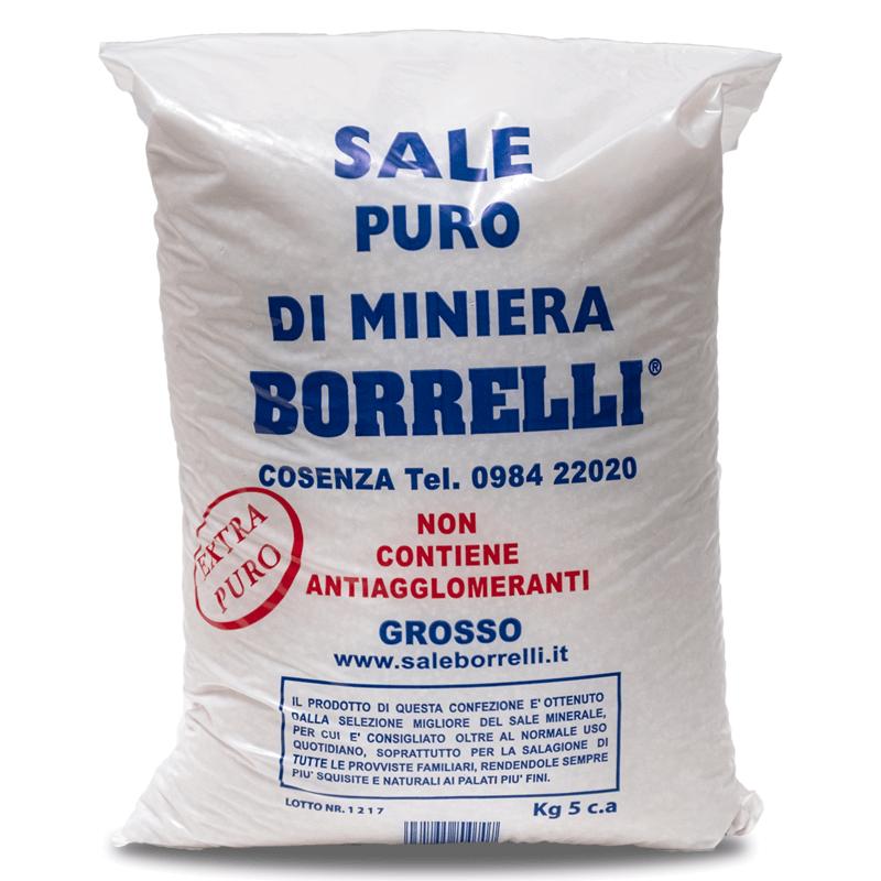 Borrelli - Sale grosso 5 kg